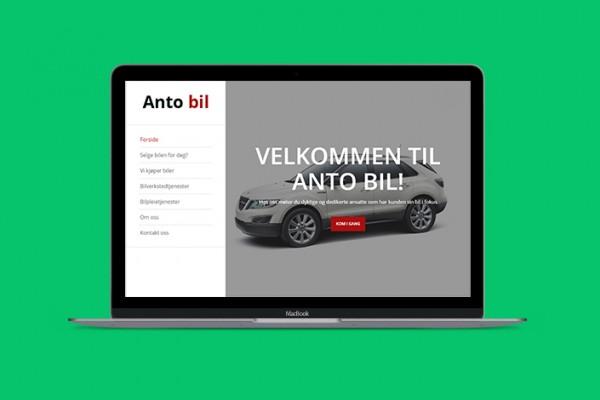 nettside for selge bil